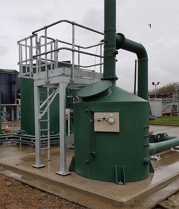 Aldershot OCU plant