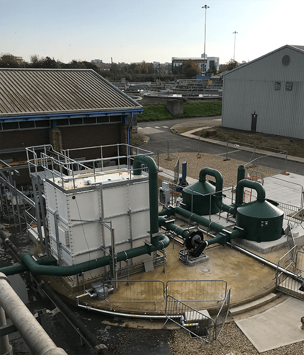 Swindon OCU plant