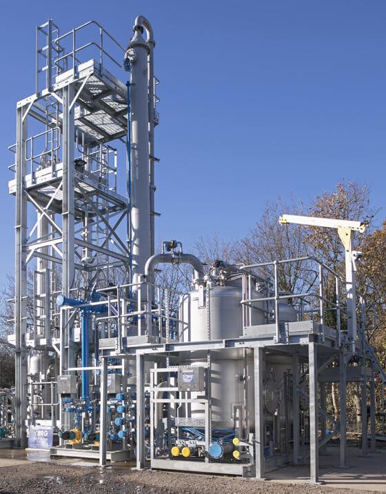 Pharma VOC carbon filter