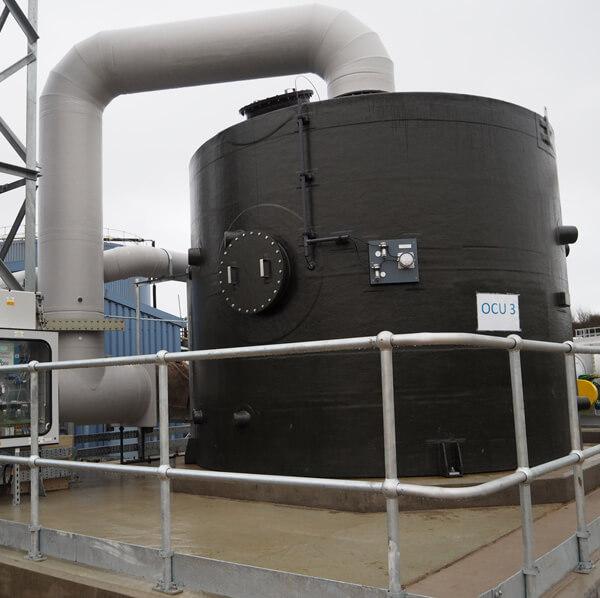 Goddards Green OCU3 carbon filter