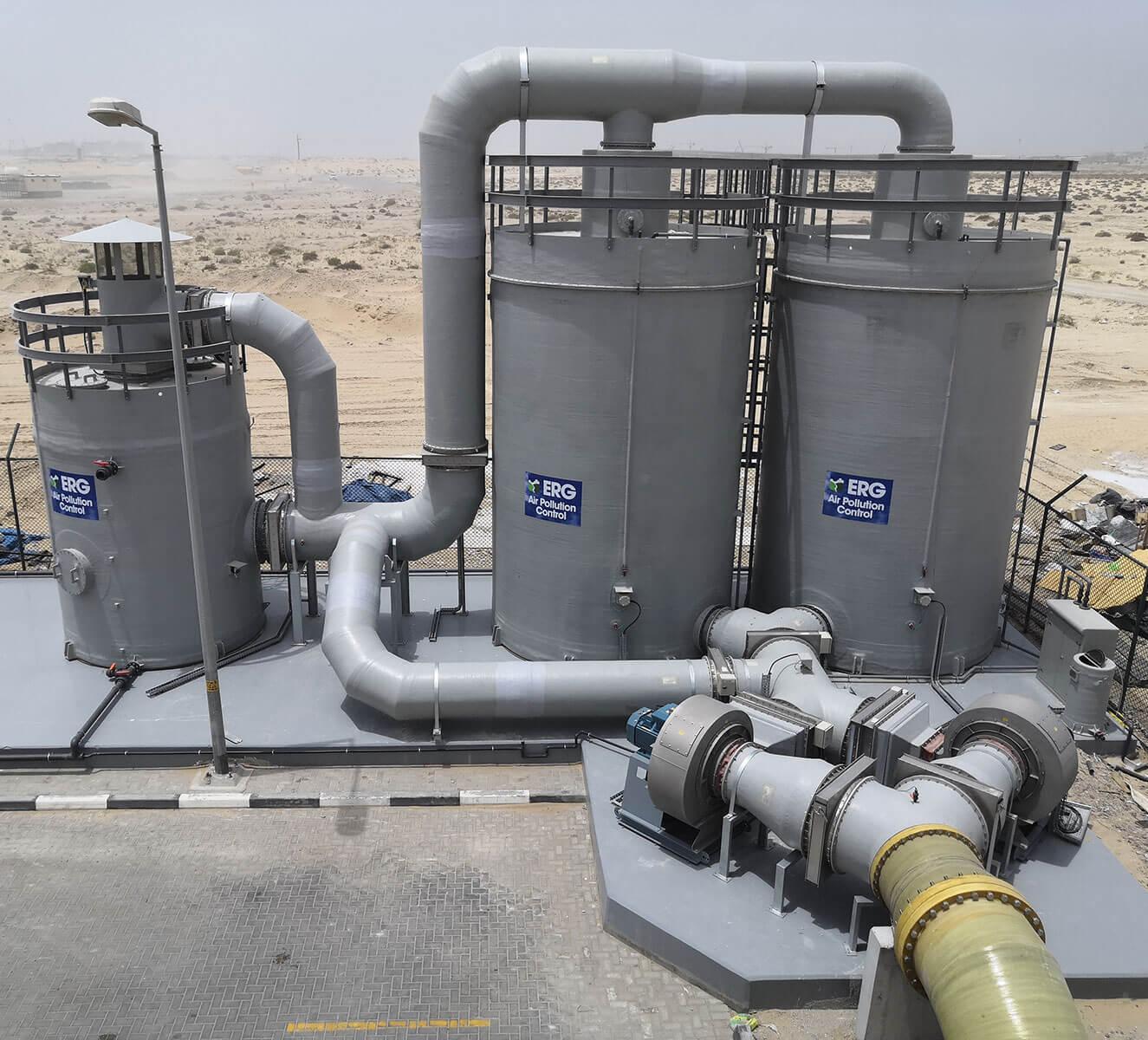 Dubai South OCU plant