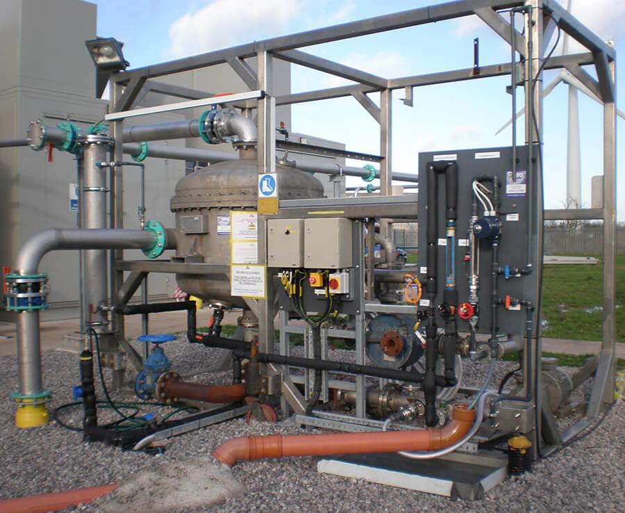 YW V-tex hire plant