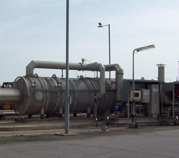 Waste oil oxidiser 2